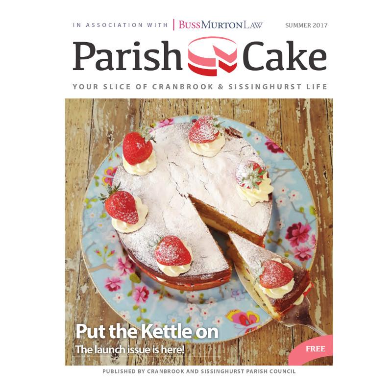 Parish Cake